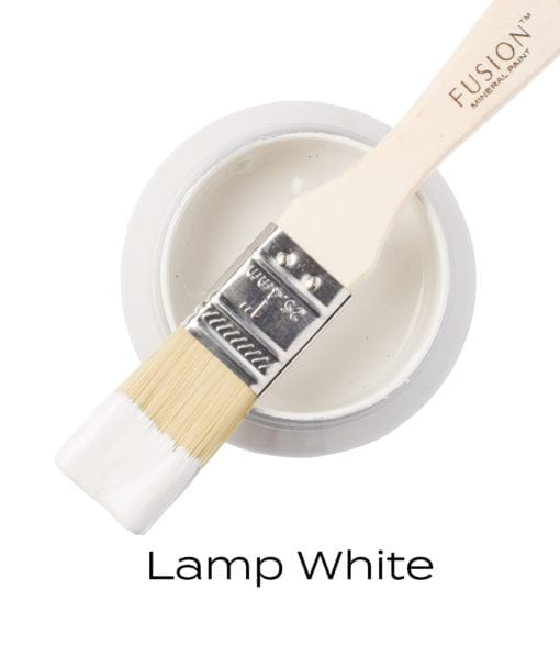 Lamp White Fusion Mineral Paint