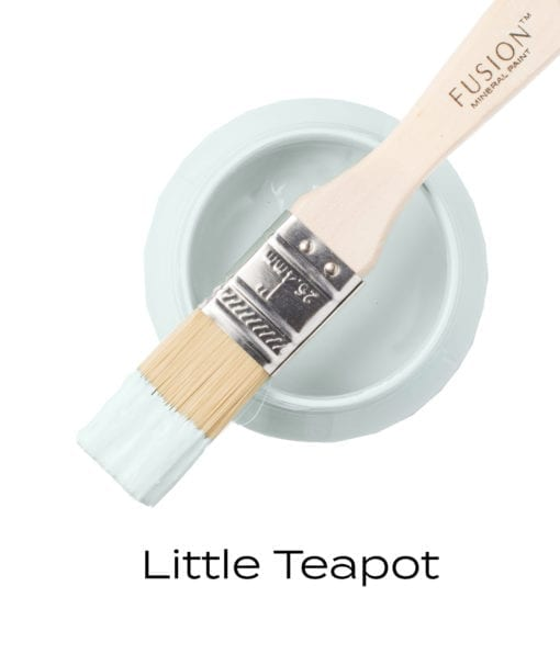Fusion Mineral Paint in Little Teapot