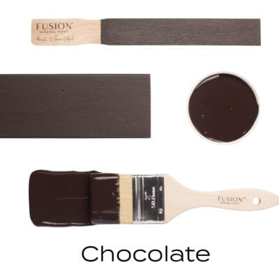 Chocolate Fusion Mineral Paint