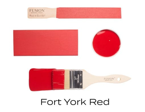 Fort York Red Fusion Mineral Paint