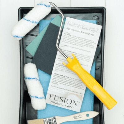 Fusion Mineral Paint kit