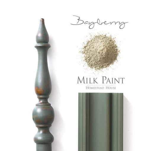 bayberry homestead house milk paint