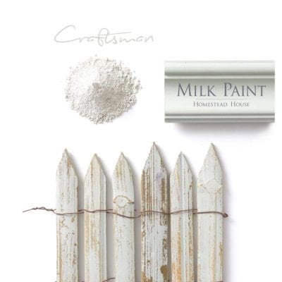 crafstman milk paint