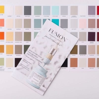 Fusion Real Color Brochure