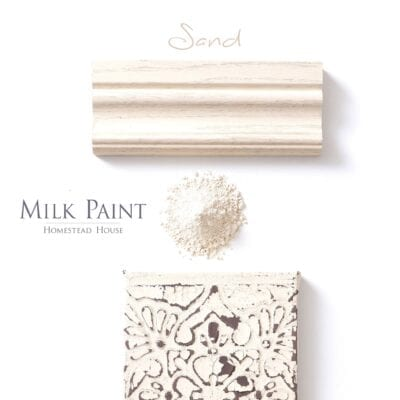 sand Homestead House Milk Paint