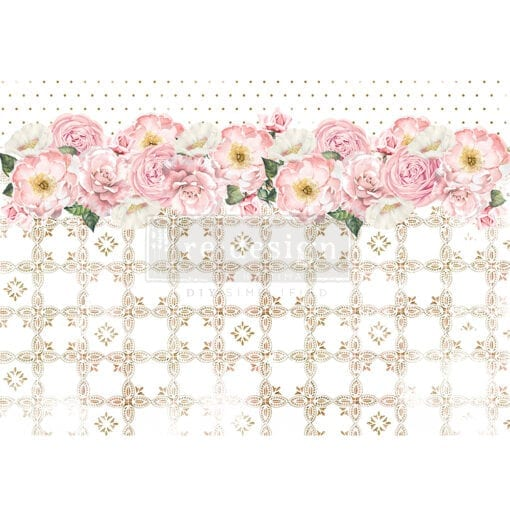 Tranquil Bloom Rice Paper