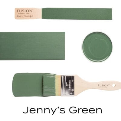 Fusion Mineral Paint Jenny's Green