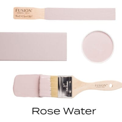 Fusion Rose Water